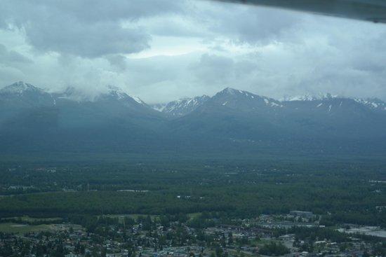 Sheraton Anchorage Hotel: Views