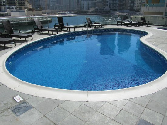 Pearl Marina Hotel Apartments : Pool