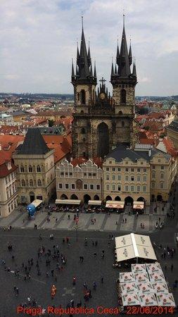 Prager Altstadt: Piazza vecchia