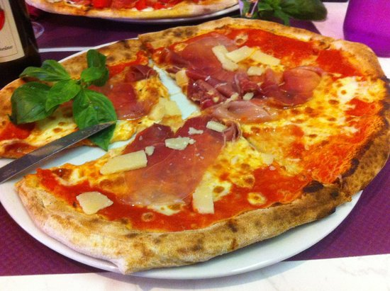 Pucci Restaurant : Parma