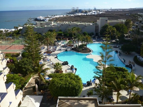 Be Live Family Lanzarote Resort: View from 512