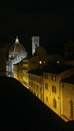 Hotel Laurus al Duomo: Vista desde la terraza del hotel