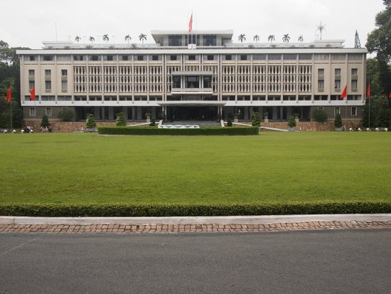 InterContinental Saigon Hotel: Formerly known as Norodom Palace