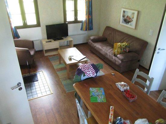 Visulahti: Living room