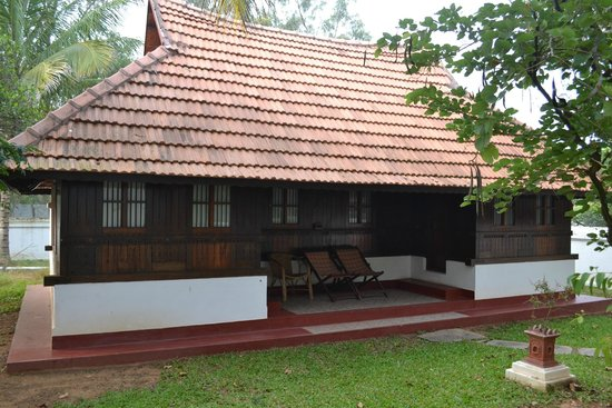 AyurvedaGram Heritage Wellness Centre: a traditional Kerala bungalow