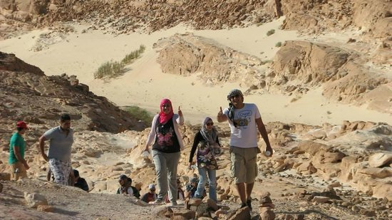 Sinai At Its Best Day Tours: Hiking