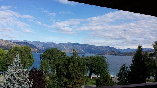 Lakeside Lodge and Suites: Beautiful Lake Chelan