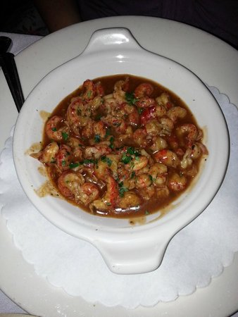 Le Refuge Restaurant : Crayfish Tails