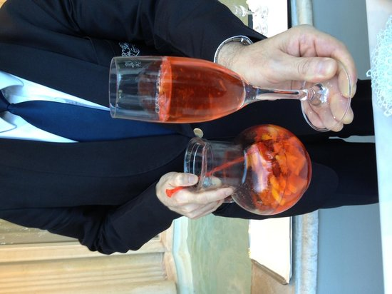 Grand Hotel Des Bains: best Spritz ever
