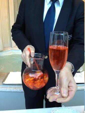 Grand Hotel Des Bains : best Spritz ever