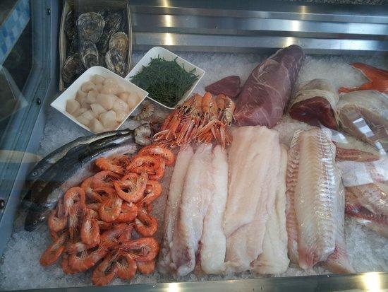 Fisch Factory: Fischauswahl