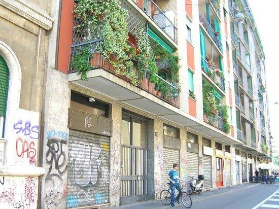 Navigli District : творчество