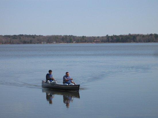 Good Ol' Days Family Resort: In the Beautiful Lake