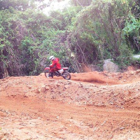 Motocross Phuket: THROTTLE