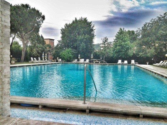 Best Western Hotel Terme Imperial: Piscina termale esterna