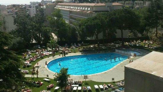 Hotel Samba : Piscina
