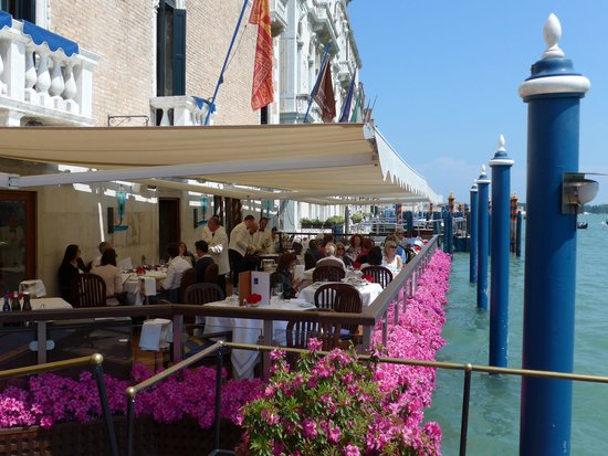 The Gritti Palace, A Luxury Collection Hotel: Gritti Terrace Restaurant