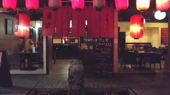 Pergola Tokyo Japanese Restaurant