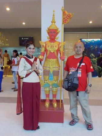 Siam Niramit Phuket: サイアムニラミッド