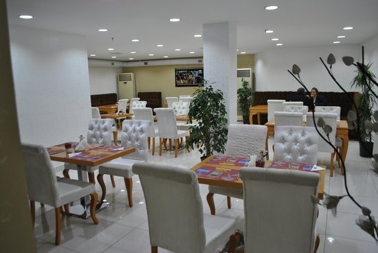 Grand Emir Hotel: retaurant