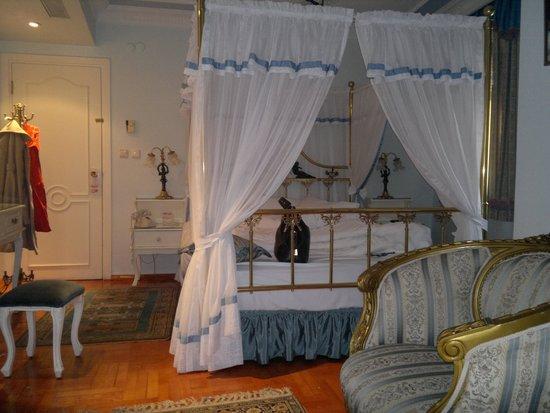 Hotel Valide Sultan Konagi: номер