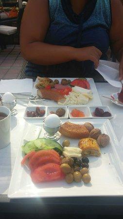 Upper House Hotel: Upperhouse kahvaltı