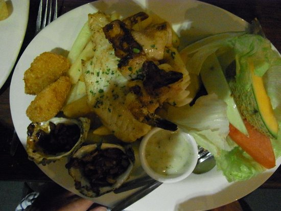 Maisie's Seafood and Steakhouse: Grilled Fish
