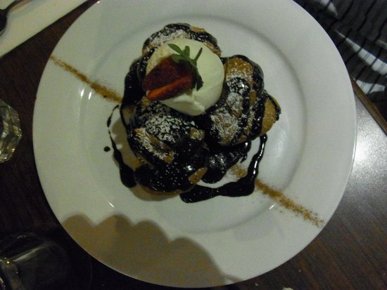 Maisie's Seafood and Steakhouse : Dessert