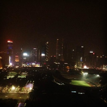 The Westin Guangzhou : view from room