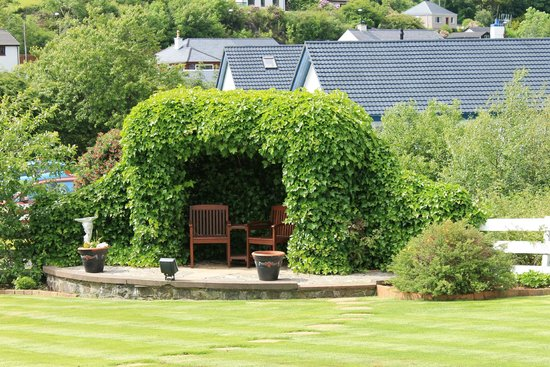 Greenacres Guest House: Aussenanlage