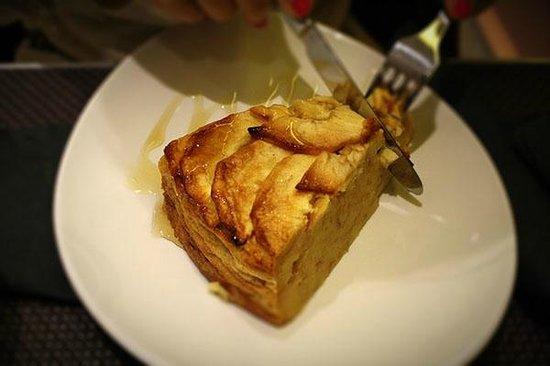 Maiatza: homemade apple pie