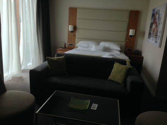 DoubleTree by Hilton Hotel Zagreb: Comfortable Bed