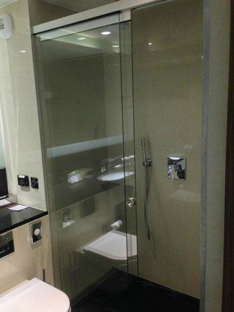 DoubleTree by Hilton Hotel Zagreb: Shower