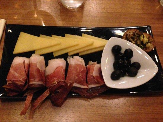 DoubleTree by Hilton Hotel Zagreb: Restaurant