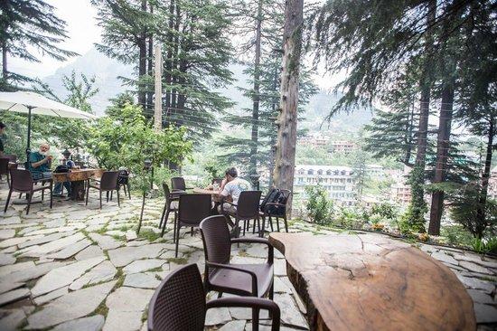 Casa Bella Vista: View of the outdoor seating area