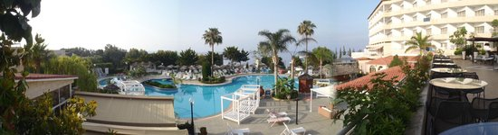 Atlantica Bay Hotel : pool
