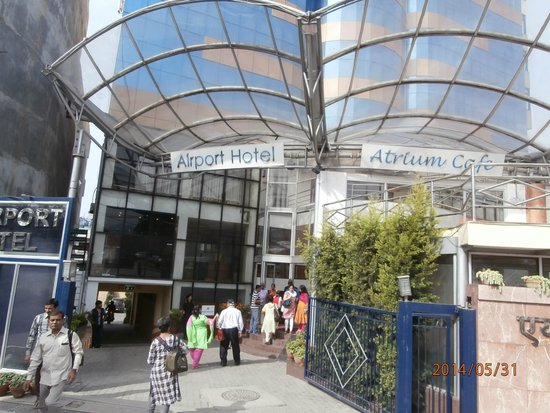 Summit Residency: HOTEL AIR PORT, KATHMANDU
