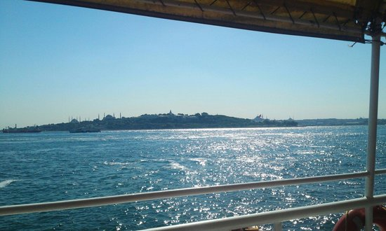 Bosphorus Strait: love it