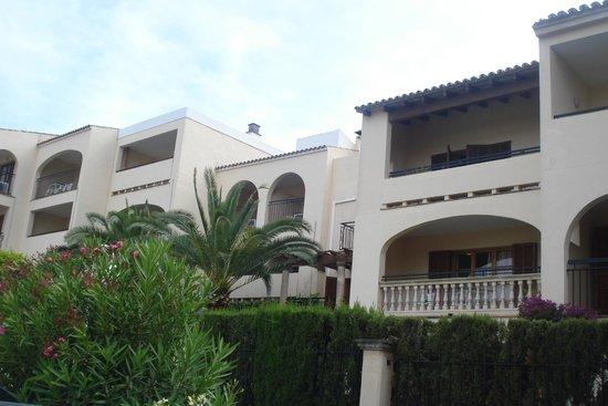 Plazamar Serenity Resort: Przed hotelem