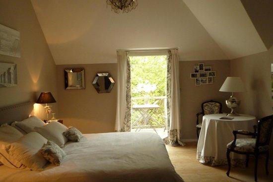 Villa Vent Couvert : chambre Ambiance Boudoir