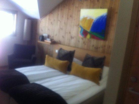 Flamsbrygga Hotell: room