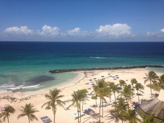Hilton Barbados Resort: Ocean view room