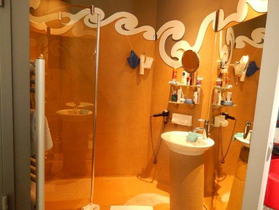 Domaine de Brandois : salle de bain