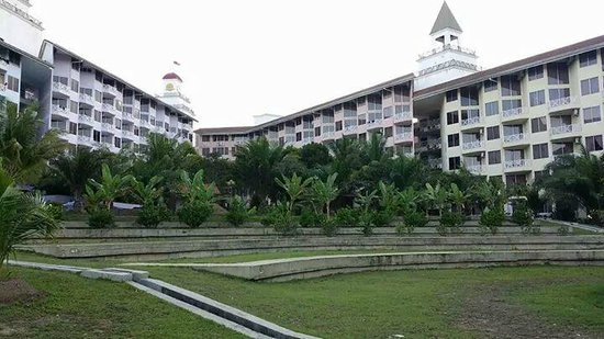 Lotus Desaru Beach Resort: Lotus Resort 'Castle'
