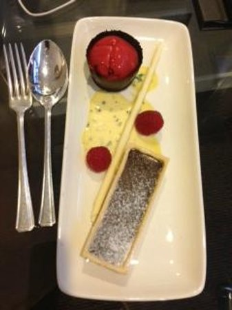 Hilton Birmingham Metropole Hotel: Dessert