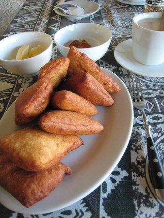 Namuka Bay Lagoon Resort : Fiji Donuts