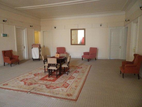 Splendid Palace Hotel: kat koridoru