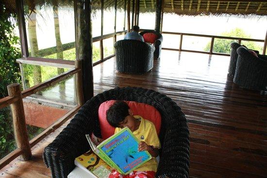 Orange County Resorts Kabini: The Reading Lounge