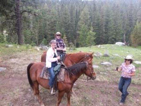 Lone Mountain Ranch : Lone Mountain