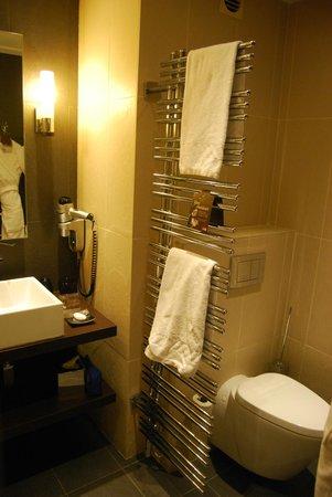 Hôtel Barrière Le Gray d'Albion: Baño